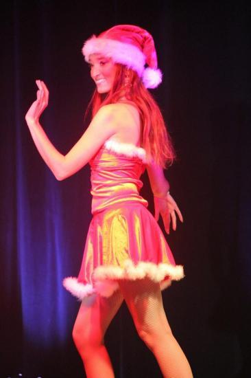Danse Mère Noël