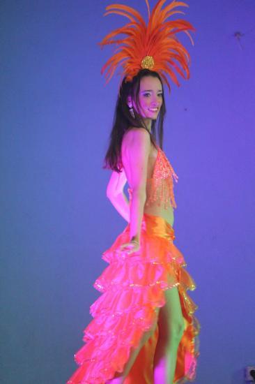 Danse bresilienne